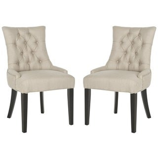 Ashley Antique Gold Side Chair (Set of 2)