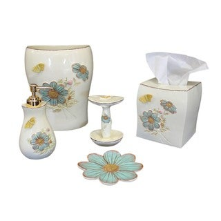 Sherry Kline Elindale 5-piece Bath Accessory Set