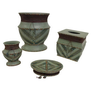 Sherry Kline Sedona 4-piece Bath Accessory Set