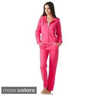Stanzino Women's Hooded Comfy Track Suit