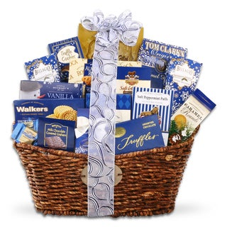 Alder Creek Gift Baskets Fireside Gourmet Gift Basket