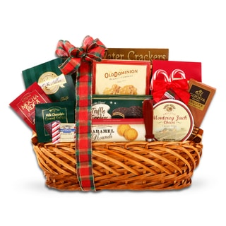 Alder Creek Gift Baskets Holiday Gathering Gift Basket