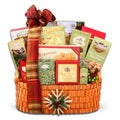 Alder Creek Gift Baskets Holiday Gourmet Traditions Gift Basket