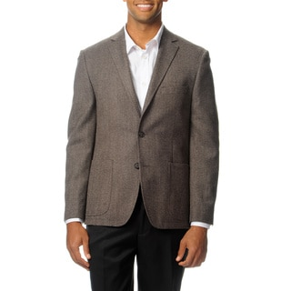 Nautica Men's Brown Twist Gear Sportcoat