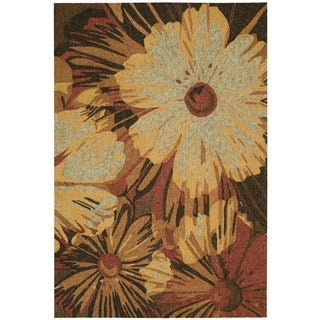 Nourison South Beach Multicolor Rug 8' x 10'6
