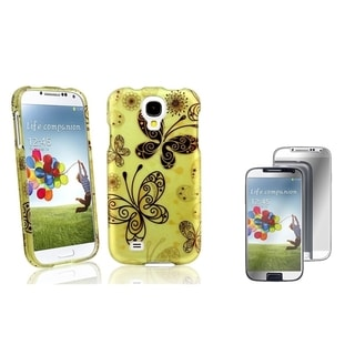 BasAcc Case/ Mirror LCD Protector for Samsung Galaxy S4 i9500
