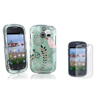 BasAcc Case/ LCD Protector for Samsung Galaxy Centura S738C