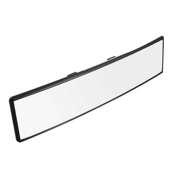 Wide Curve Convex Auto Interior Clip On Rear View Mirror