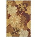 Nourison South Beach Spice Rug 5' x 7'6