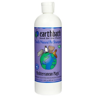 Earthbath Mediterranean Magic Rosemary-scented 16-ounce Shampoo for Dogs