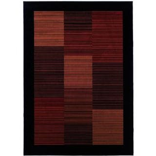 "Everest Hamptons/Multi Stripe 7'10"" x 11'2"" Rug"