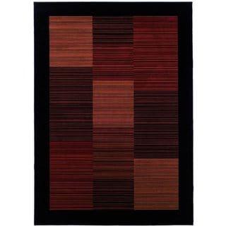 "Everest Hamptons/Multi Stripe 7'10"" x 11'2"" Rug"