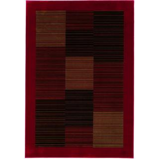 "Everest Hamptons/Red 7'10"" x 11'2"" Rug"