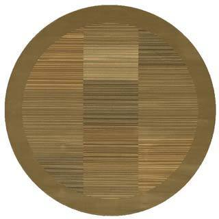 "Everest Hamptons/Sage 3'11"" Round Rug"