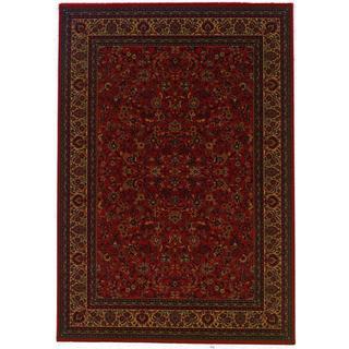 """Everest Isfahan/Crimson 5'3"""" x 7'6"""" Rug"""