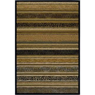 "Everest Wild Instincts/Multi 3'11"" x 5'3"" Rug"