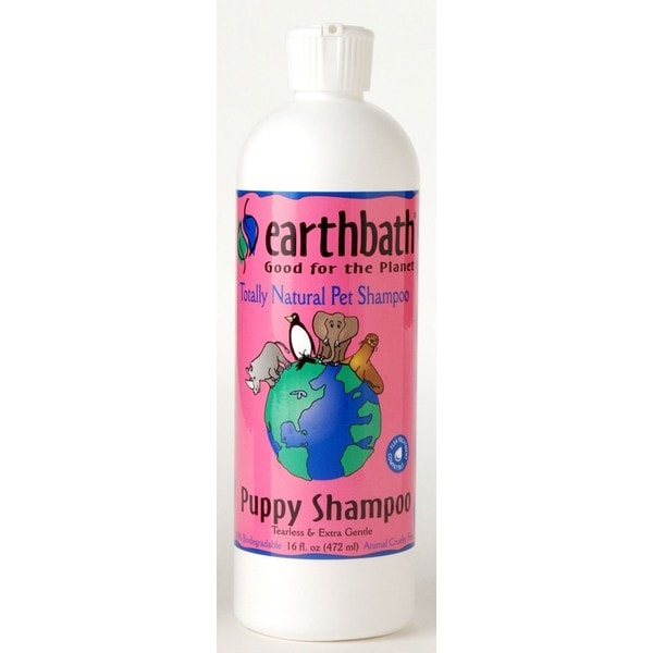 Earthbath Tearless Extra Gentle Puppy Shampoo