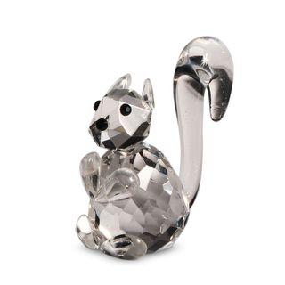 Crystal Florida Squirrel Figurine