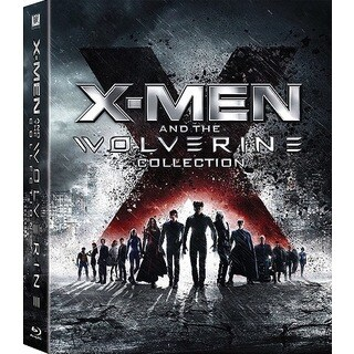 X-Men & the Wolverine Collection (Blu-ray Disc) 11854573