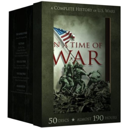 In a Time of War: A Complete History of U.S. Wars (DVD)