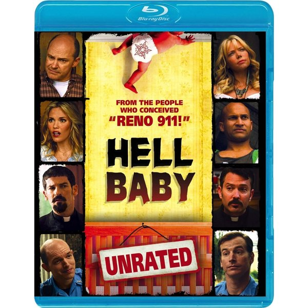 Hell Baby (Blu-ray Disc) 11854746