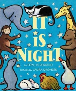 It Is Night (Hardcover)