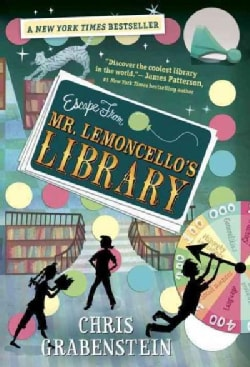 Escape from Mr. Lemoncello's Library (Paperback)