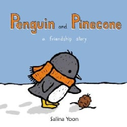 Penguin and Pinecone (Board book)