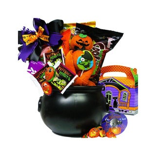 Cookie and Screams Halloween Chocolate/ Candy Gift Basket