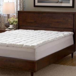 All Season 233 Thread Count Cotton Fiber Bed