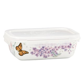 Lenox Butterfly Meadow Rectangular Serve & Store Container