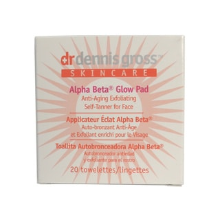 Dr. Dennis Gross Skincare Alpha Beta Glow Pad (20 Count)