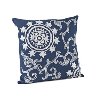 Medallion Design Down Filled Pillow
