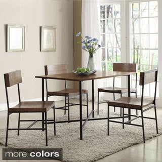 Rectangle Lakeland Dining Table Set