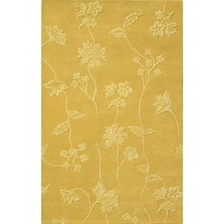 Florence Light Gold 8 x 11-foot Rug