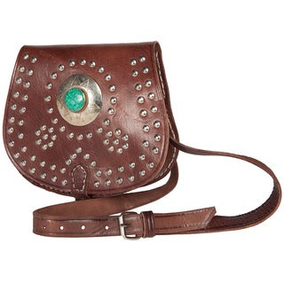 Fez Crossbody Medallion Bag (Morocco)