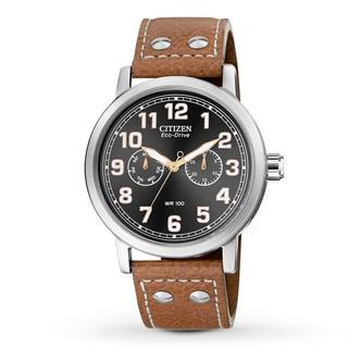 Citizen Men's Avion Stainless Steel Chronograph Watch