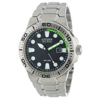 Citizen Men's Scuba Fin Stainless Steel Watch