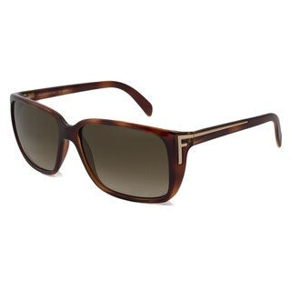 Fendi Women's FS5220 Rectangular Sunglasses