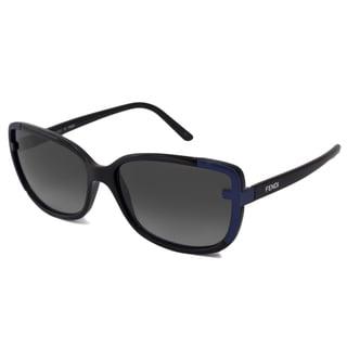 Fendi Women's FS5224 Rectangular Sunglasses