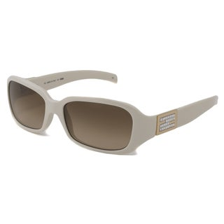 Fendi Women's FS5228R Rectangular Sunglasses with Plastic Frame