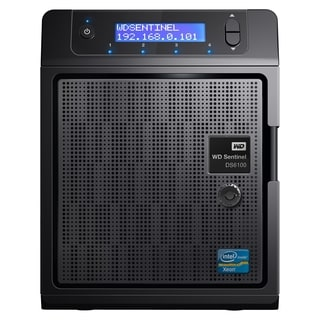 WD Ultra-compact Storage Plus Server WD Sentinel DS6100
