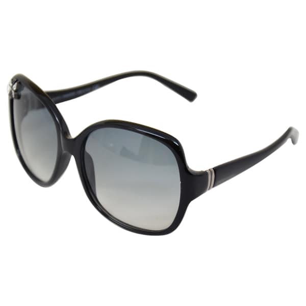 Swarovski Unisex 'SK0011' Black Oversize Fashion Sunglasses