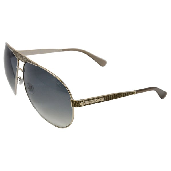 Jimmy Choo Unisex Dominique/S Palladium Sunglasses