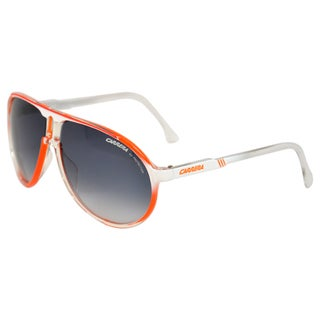 Carrera Women's White/Orange Sunglasses