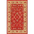 Harmony Red Beige 5 x 8-foot Rug