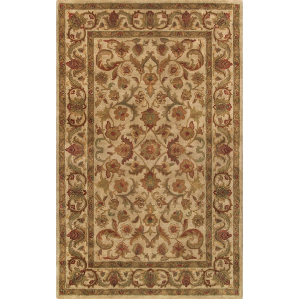 Imperial Beige 3.6 x 5.6-foot Rug