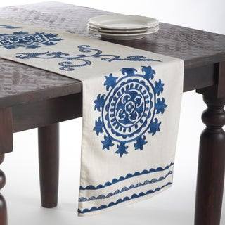 Medallion Design Table Runner