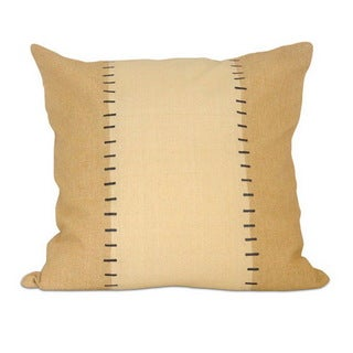 Gavin Cotton 20-inch Down Fillled Throw Pillow
