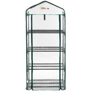 Ogrow Ultra-Deluxe 4-Tier Portable Bloomhouse